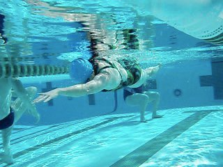 How Swimming Helps Your Balance