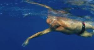 Swimming Technique, Front Quadrant
