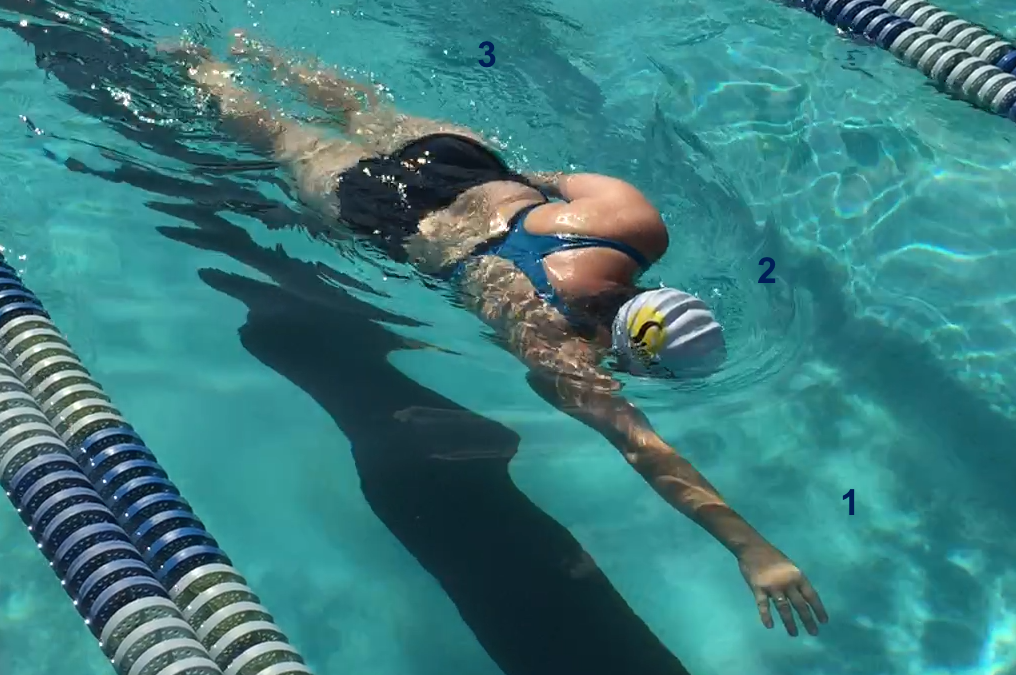 Better Swim Drills: Arm Lead Streamline aka Skating  or Side Kick Drill