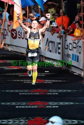 Greg Kona Finish 2