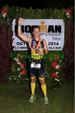 Greg Kona Finish