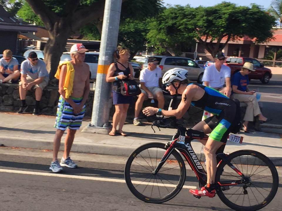 Kirsten Kona Bike