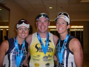 MikeW-Ironman Florida - Finishers Medal